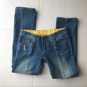 Diesel Cotton Stretch Jeans J215